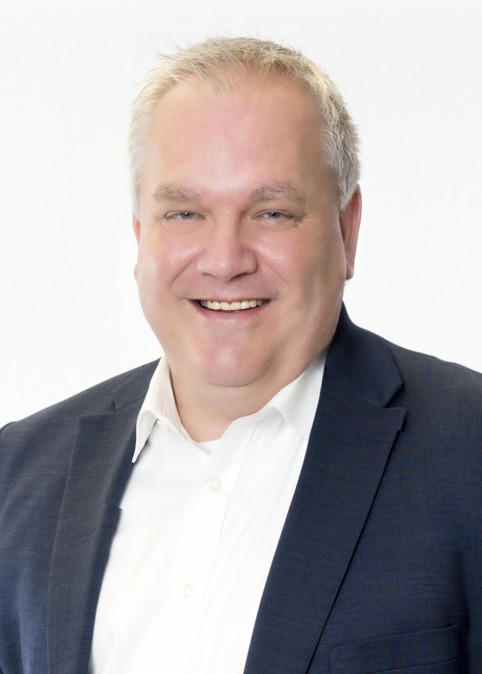 Portrait of Steve Sherrer