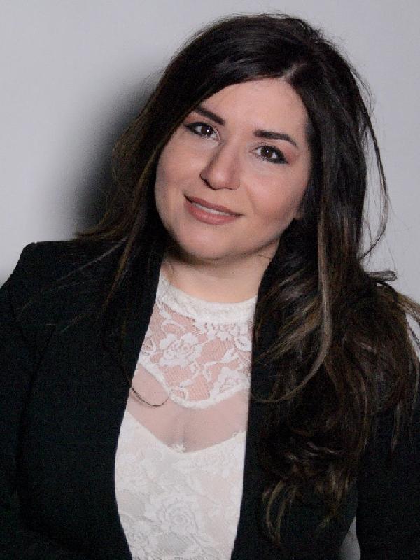 Portrait of Bahar Karimi