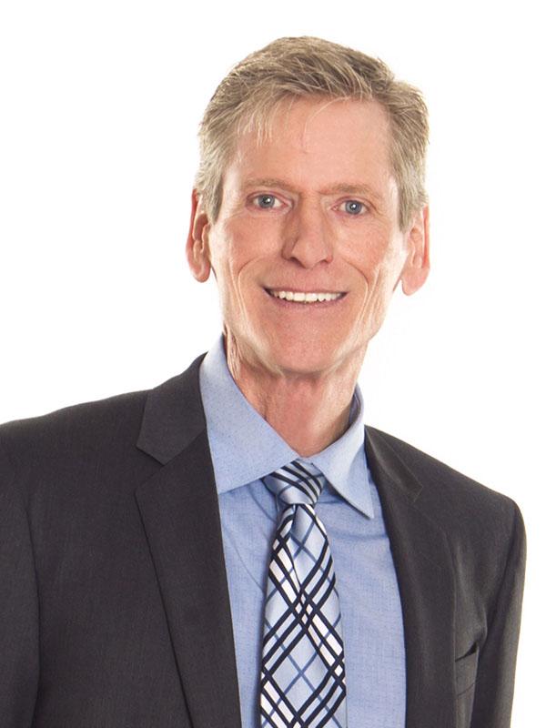 Portrait of Guy Dixon